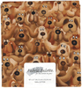 Novelty Dogs - Fabric Palette Precut 18 X21  1/Pkg Fabric Editions-Fabric Palette Precut. Perfect for small craft projects or pillows! This package contains one 100% cotton 18x21 inch precut. Comes in a variety of solid or printed colors. Each sold separately. Patterns and colors subject to change without notice. Imported.
