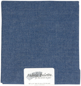 "Dark Denim - Fabric Palette Precut 18""X21"" 1/Pkg"