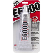 2oz White - E6000 Multipurpose Adhesive