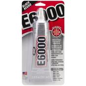 2oz Black - E6000 Multipurpose Adhesive