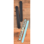 Leather Bracelets 2/Set - Sizzix Movers & Shapers Magnetic Dies By Jill MacKay (R)