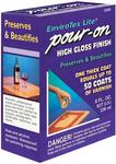 EnviroTex Lite Pour-On High Gloss Finish 8oz