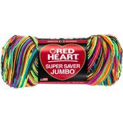 Blacklight - Red Heart Super Saver Yarn