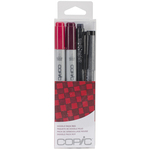 Red - Copic Doodle Pack