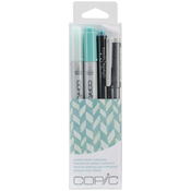 Turquoise - Copic Doodle Pack