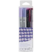 Purple - Copic Doodle Pack