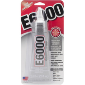 2oz Clear - E6000 Multipurpose Adhesive
