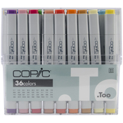Basic - Copic Original Markers 36pc Set