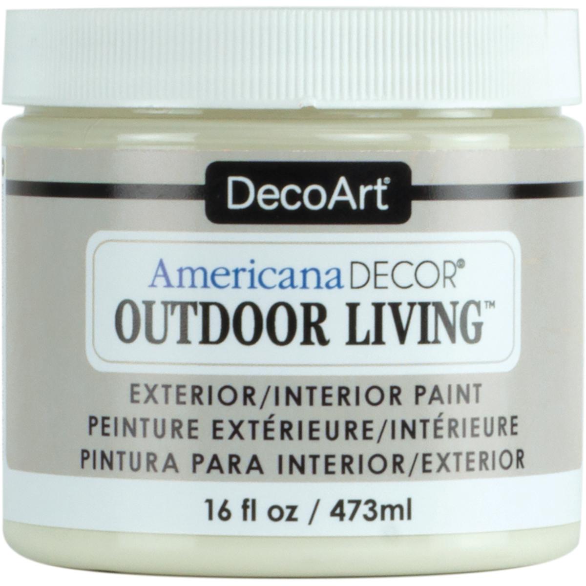 Sand - Americana Decor Outdoor Living Paint 16oz