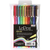 Le Pen Neon Set 10/Pkg