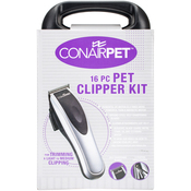 16pcs - Pet Clipper Kit