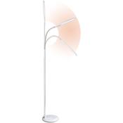 OttLite LED Flex Floor Lamp, White