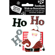 Santa & Ho Ho Ho - Express Yourself MIP 3D Stickers