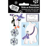 Polar Bear & Penguin - Express Yourself MIP 3D Stickers
