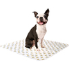 White - Reusable Absorbent Potty Pad-Small 17 X23  PoochPad-Reusable Absorbent Potty Pad Small: White. This pad is perfect for potty training puppies and home alone dogs. Helps prevent damage to floors, carpet and furniture. Leak proof and odor inhibiting. This package contains one 17x23 inch potty pad. Machine washable. Made in USA.