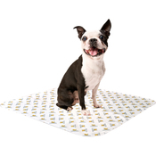 "White - Reusable Absorbent Potty Pad-Small 17""X23"""