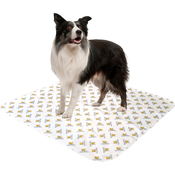 "White - Reusable Absorbent Potty Pad-Large 30""X32"""