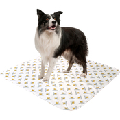 "White - Reusable Absorbent Potty Pad-Large 30""X32"" 2/Pkg"