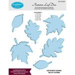 Autumn Leaves - Justrite Custom Dies 6/Pkg