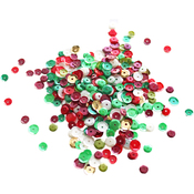 Classic Christmas - Neat & Tangled Sequin Mix