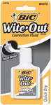 .7oz - Bic Wite Out Quick Dry Correction Fluid