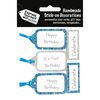 Caption Labels & Banners - Express Yourself MIP 3D Stickers