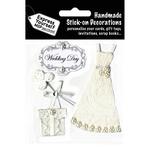 Wedding Dress - Express Yourself MIP 3D Stickers