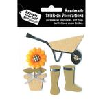 Gardening - Express Yourself MIP 3D Stickers