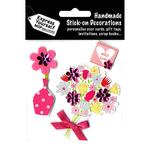 Bouquet & Vase - Express Yourself MIP 3D Stickers