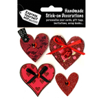 4 Hearts - Express Yourself MIP 3D Stickers