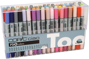 Set B - Copic Ciao Markers 72pc Set