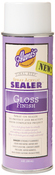 Gloss - Aleene's Acrylic Sealer Aerosol Spray 6oz