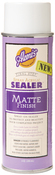 Matte - Aleene's Acrylic Sealer Aerosol Spray 6oz