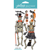 Moveable Skeletons - Jolee's Boutique Dimensional Stickers