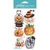 Pumpkin Snow Globes - Jolee's Boutique Dimensional Stickers