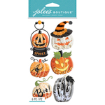 Pumpkin Snow Globes - Jolee's Boutique Dimensional Stickers