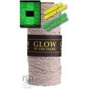 Glow In The Dark - Hemp Cord 20lb 205'