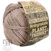 Natural - Craft & Gardening Hemp Cord 100# 327'