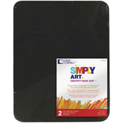 "Simply Art Chalkboard Panels 8""X10"" 2/Pkg"