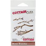 """Winter Branches, 3""""X1.4"""" - CottageCutz Die"""