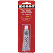.5oz Clear - E6000 Multipurpose Adhesive