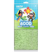 Glow In The Dark - Perler Beads 6,000/Pkg