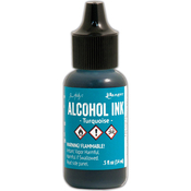 Turquoise - Tim Holtz Alcohol Ink .5oz