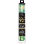 "Emerald Watercolor - Deco Foil Specialty Transfer Sheets 6""X12"" 5/Pkg"