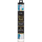 """Lapis Watercolor - Deco Foil Specialty Transfer Sheets 6""""X12"""" 5/Pkg"""