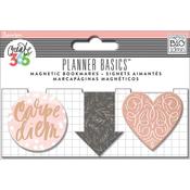 Rose - Create 365 Happy Planner Magnetic Clips 3/Pkg