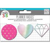 Neon - Create 365 Happy Planner Magnetic Clips 3/Pkg