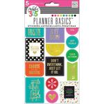 Bright - Hustle - Create 365 Planner Stickers 5 Sheets/Pkg