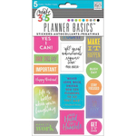 Neon - Rock This Day - Create 365 Planner Stickers 5 Sheets/Pkg