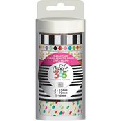 Bright - Create 365 Washi Tape 7/Pkg